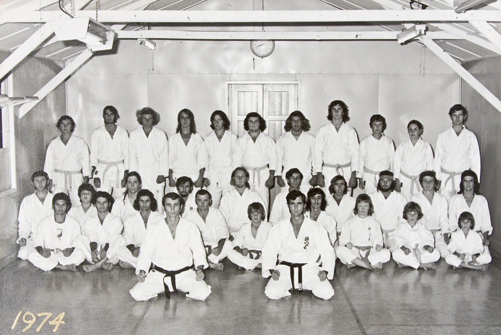 AAMA Group Photo 1974