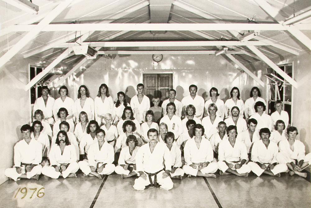 AAMA Group Photo 1976
