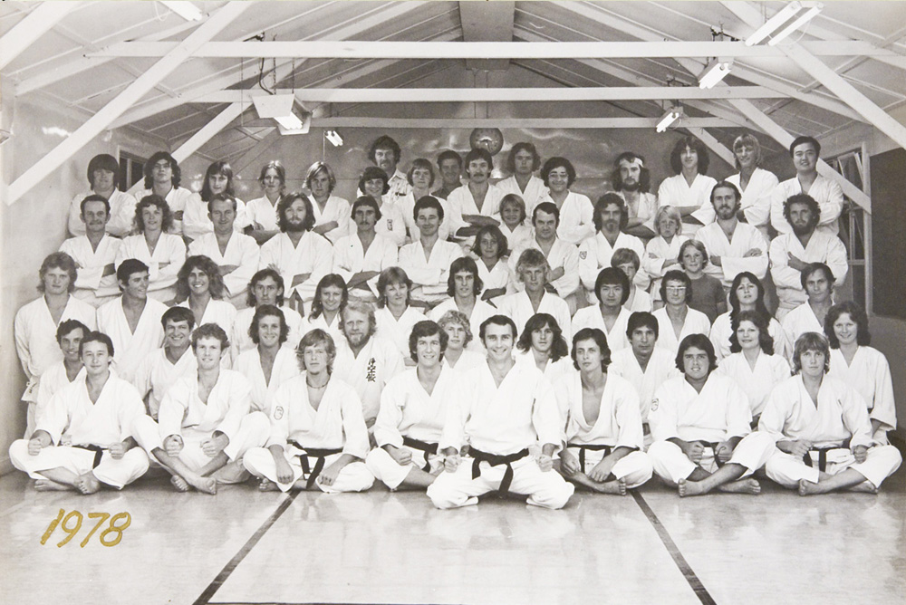 AAMA Group Photo 1978