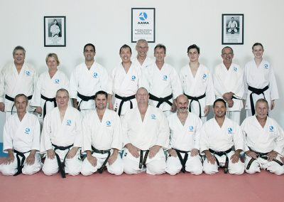 AAMA Black Belt Members 2015
