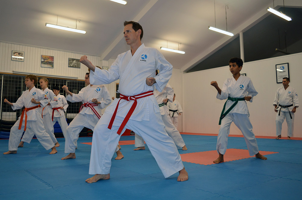 Kata performance